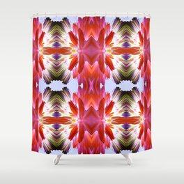 FLOWERS BOMB Shower Curtain