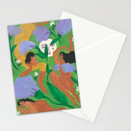 Midnight Summer Dreams Stationery Cards