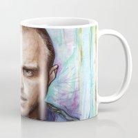 jesse pinkman Mugs featuring Jesse Pinkman by Olechka