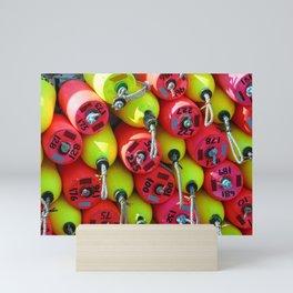 Floats In Sun Mini Art Print