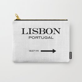 Lisbon Carry-All Pouch