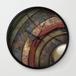 Piece of Pi Wall Clock