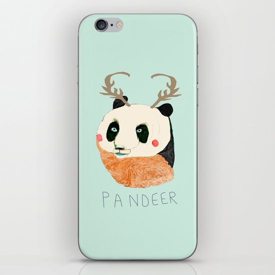 PANDEER :D iPhone & iPod Skin