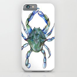 Maryland Crab iPhone Case