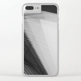 shadowplay Clear iPhone Case