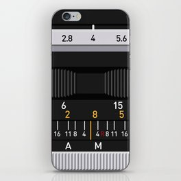 Canon 50mm iPhone Skin