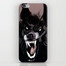 The Werewolf iPhone & iPod Skin