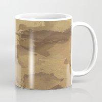 potato Mugs featuring Potato Sack by Brianna Heyer