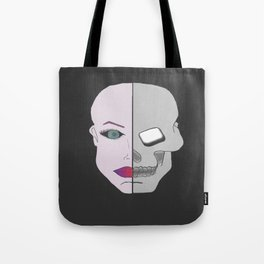 Jekyll and Hyde. Tote Bag