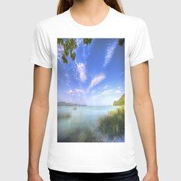 Lake Balaton Hungary T-shirt