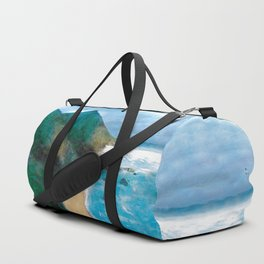 Wild Beach Duffle Bag