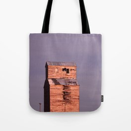 Comanche Sunset Tote Bag