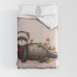 Little Ferret Comforters