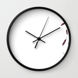Fly Exam Wall Clock