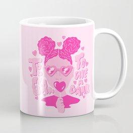 Too Glam to Give a Damn Coffee Mug