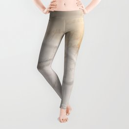 Timeless Victorian Collage Leggings