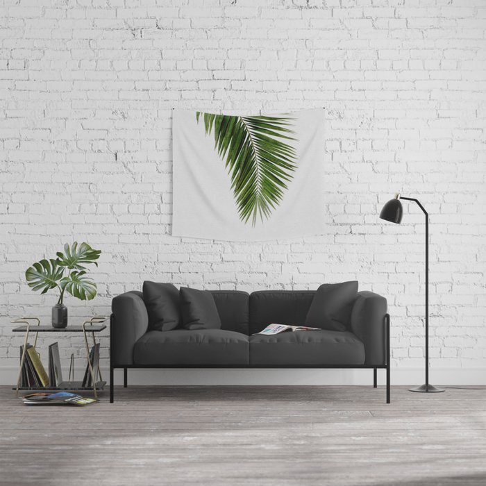 Palm Leaf I Wall Tapestry