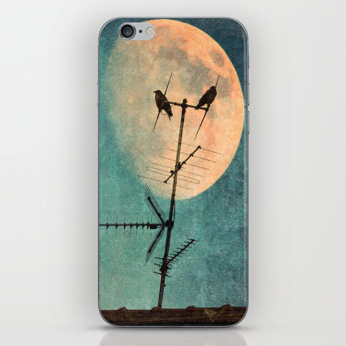 THE GUARDIANS iPhone Skin