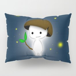 Forest Spirit Pillow Sham