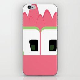 Bubble Beasts: Spiking Goo iPhone Skin