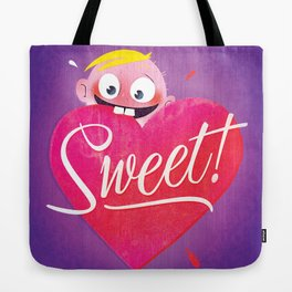 Sweet Valentine's Tote Bag