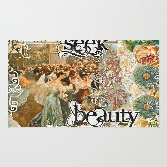 Seek Beauty Rug