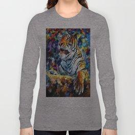 Roaring Tiger Long Sleeve T-shirt