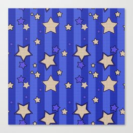 Star 2 Canvas Print