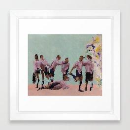 SPORT Framed Art Print