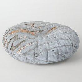 Brick Wall Texture Floor Pillow