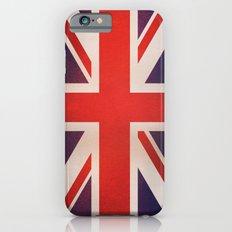 OLD UNITED KINGDOM FLAG iPhone 6s Slim Case