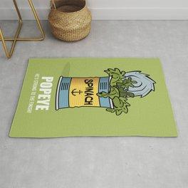 Popeye - Alternative Movie Poster Rug