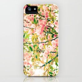 Spring Blossoms (1) iPhone Case