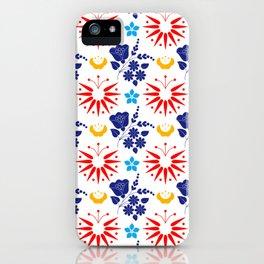 Scandinavian Ditsy iPhone Case