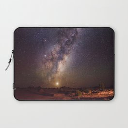 Rising Venus and the Milky Way Down Under Laptop Sleeve