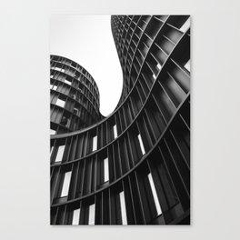 AXEL TOWERS / Copenhagen, Denmark Canvas Print