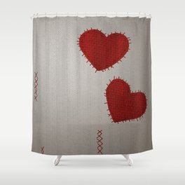 Mad Girl Shower Curtain
