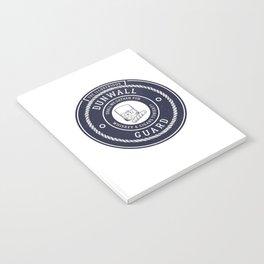 Whiskey & Cigars (Navy) Notebook