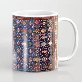 Daghestan East Caucasus  Antique Rug Coffee Mug