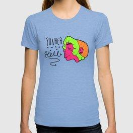 Punker Than Hell T-shirt