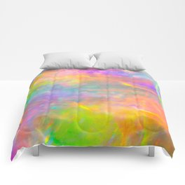 Prisms Play of Light 2 Comforters