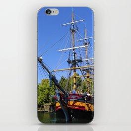 Columbia Sailing Ship (No. 1) iPhone Skin