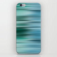 Misty Blue  iPhone & iPod Skin