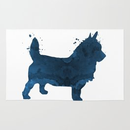 West Highland White Terrier Rug