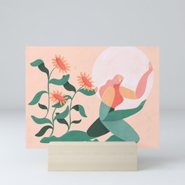 Sunflowers Mini Art Print