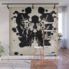 INK BLOT Wall Mural