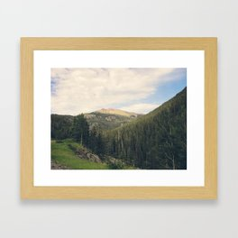Colorado   Framed Art Print
