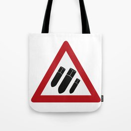 Attention! Tote Bag
