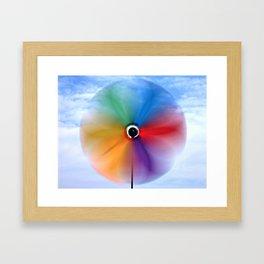 Molinillo Framed Art Print