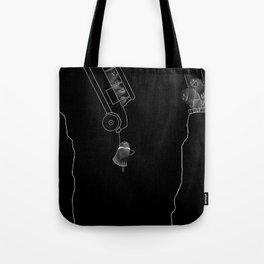 Fingerprint III Tote Bag